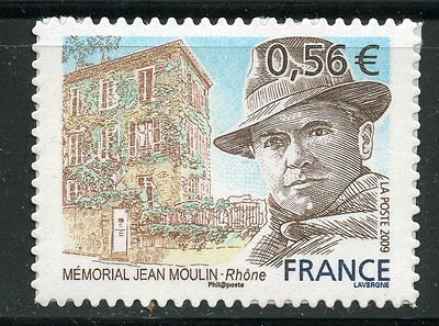 Stamp  / Timbre France Adhesif Neuf N° 340 ** Jean Moulin A Caluire