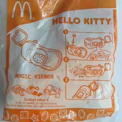 Hello Kitty, Magic Viewer, McDonald Happy Meal