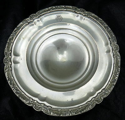 Antique Vintage Sterling Silver Footed Candy Dish Decorative Bowl 11.55 oz.