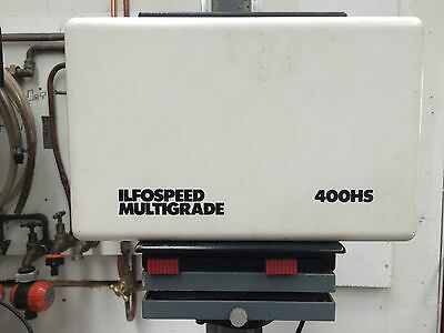 Durst 35mm Enlarger with Ilford Multigrade 400HS Head