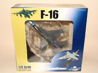 1:72 Witty Wings Sky Guradians F-16 USAF CRIPES A'MIGHTY WTW-72-010-003