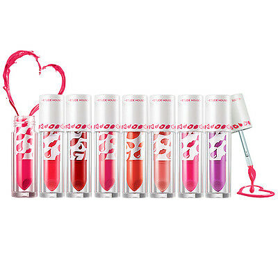 [ETUDE HOUSE] Color In Liquid Lips 3.5g 20 Color / Long lasting / Mousse texture