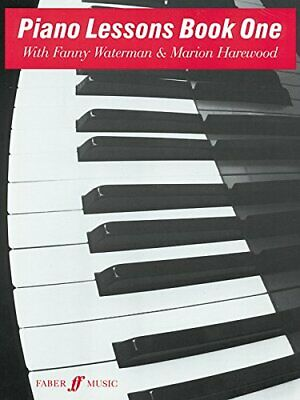 Piano Lessons, Book 1  (Waterman & Harewood Piano) by Marion Harewood Paperback