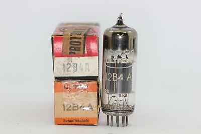 12B4A - 12B4 Tube. Mixed Brand Tube.  Nos/nib. Rc67.