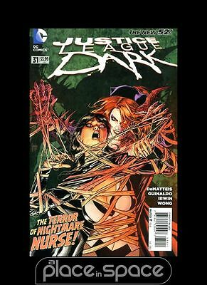 Justice League Dark #31A