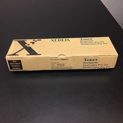(LOT OF 8) FaxCentre 735 WorkCentre 745 Toner 106r00373