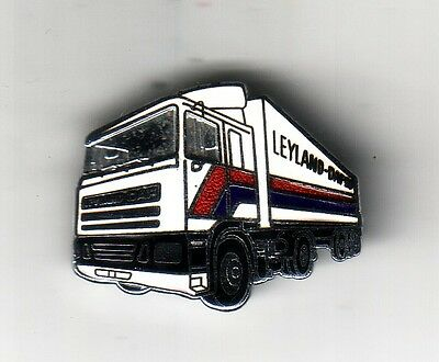 Leyland Daf Truck Cap Or Jacket Pin - Badge