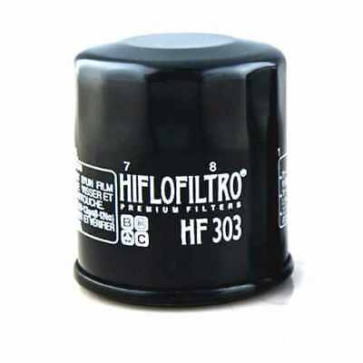 For Yamaha FZ6 600 S Fazer 2004-2006 Oil Filter Hiflo Premium Hf303 See Also