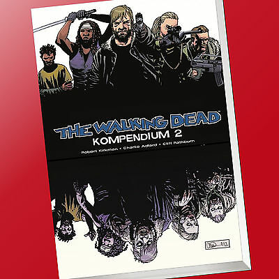 THE WALKING DEAD | Kompendium 2 | (Band 9-16) SAMMELBAND | Comic (Buch)