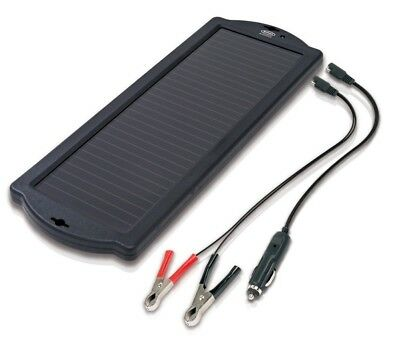 Ring RSP150 12V klein Auto Rad Boot Solar Power 50Ah Batterie Verfechter Lader