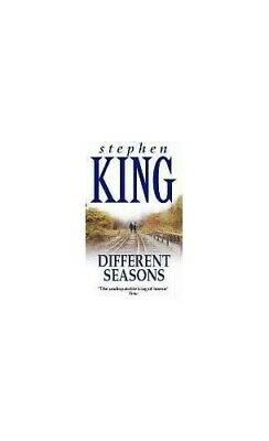 Different Seasons, King, Stephen Paperback Book The Cheap Fast Free Post