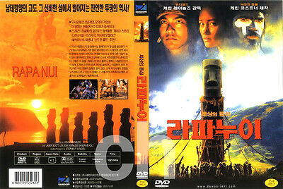 Rapa Nui (1994) - Kevin Reynolds, Jason Scott Lee, Esai Morales   DVD NEW
