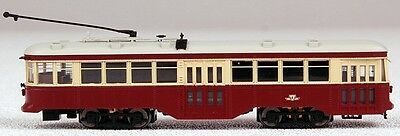 Bachmann N Scale Train Peter Witt Trolley DCC Equipped Toronto Transit 84651