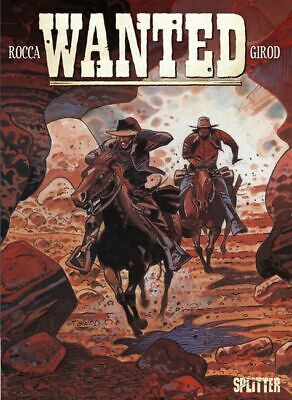 WANTED 5: Superstition Mountains   Splitter Verlag - Comic
