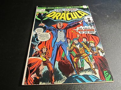 Tomb Of Dracula #7 Early Issue Look Nice See My Other Bronze Age Comics!!