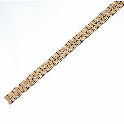 "1 Metre Ruler RST Metre Stick 39"" (1m) Professional Ruler Imperial Markings"
