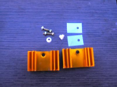 Heat Sink Set With Fittings