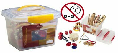 Stagg CPK-02 Percussion Set For Kids w/Plastic Container