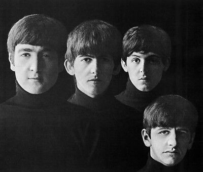 """The Beatles - With the Beatles Photo Print  14 x 11"""""""