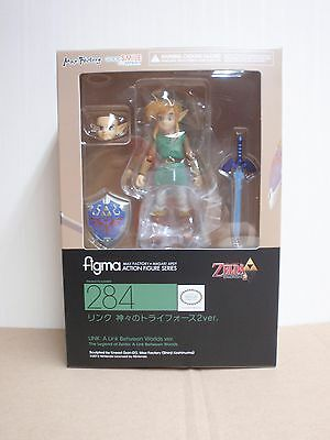 IN STOCK Max Factory figma The Legend of Zelda A Link Between Worlds Ver Figure