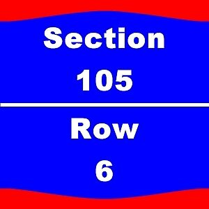 2 TIX Vince Gill 5/9 Durham Performing Arts Center Sect-8