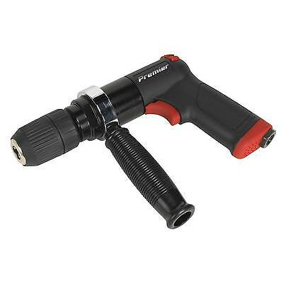 Sealey Air Pistol Power Drill with 13mm Keyless Chuck Composite Premier - SA621