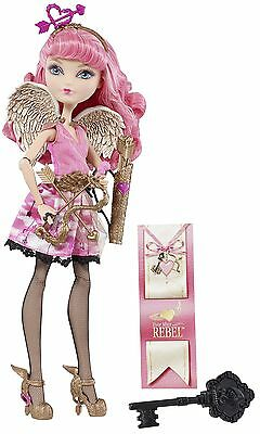 Ever After High C.A. Cupid Doll, Free Shipping, New