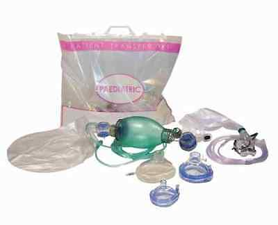 Patient Transfer kit Paediatric  airway management without Suction