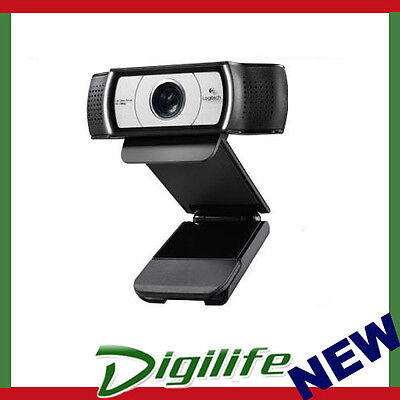 Logitech Most Advanced HD Webcam C930e FHD 1080p PC & MAC New C920 update