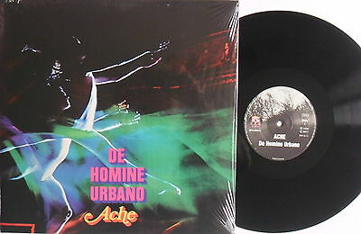 LP ACHE De Homine Urbano - Re-Release LPR LP 0808-1 STILL SEALED