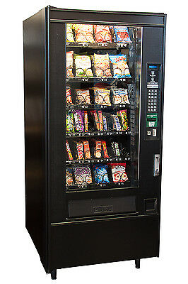 Crane National 148 Snack Vending Machine for Candy and Chips