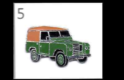 Land Rover Series 1 Lapel Pin - Set 11 Number 5 **SEE LARGER PICTURES**