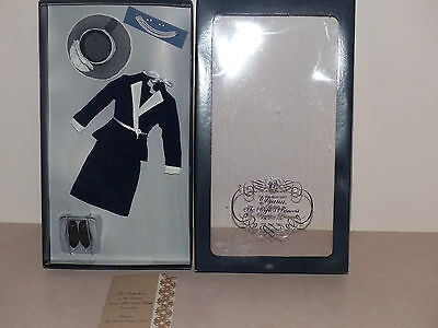 Franklin Mint Princess Diana Doll  Inspecting Of The Guard Ensemble With COA