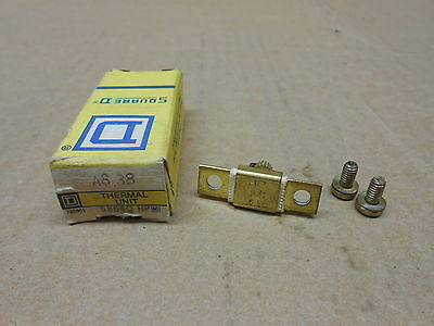 1 Nib Square D A8.38 Overload Relay Thermal Unit