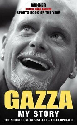 Gazza:  My Story by Gascoigne, Paul Paperback Book The Cheap Fast Free Post