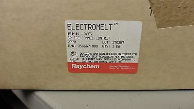 RAYCHEM ELECTROMELT SPLICE CONNECTION KITS EMK-XS FOR HEATING CABLE   1E