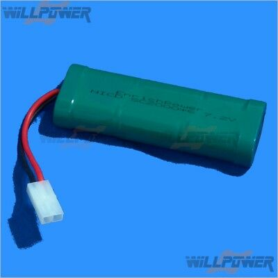 7.2V 2000MAH Ni-CD Rechargeable Battery (RC-WillPower) EP Power
