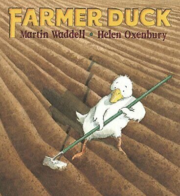 Farmer Duck, Waddell, Martin Paperback Book The Cheap Fast Free Post