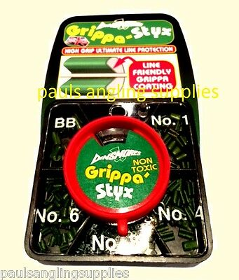 AAA BB 6 DINSMORES GRIPPA STYX SHOT 5 DIVISION DISPENSER sizes 1 4
