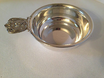 Sterling Silver FRANCIS 1  Porridge Bowl X569 By Reed & Barton 130 grams Labeled