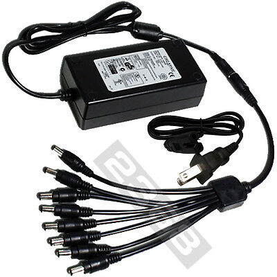 Ac Adapter Power Supply Charger For Nightowl Zmodo Q See Swann