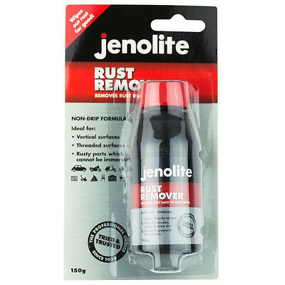 Jenolite Rust Converter Remedy Treatment Remover Killer Non-Drip 150ml JRR045