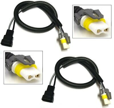 Nokya Wire Harness 9005 HB3 Nok9115 Head Light High Beam Pigtail Connector Lamp