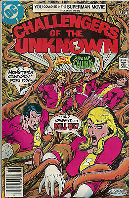 Challengers of the Unknown  #82  VF