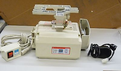 CONSEW Brushless Service Motors CS1001 With Needle Positioner 110V