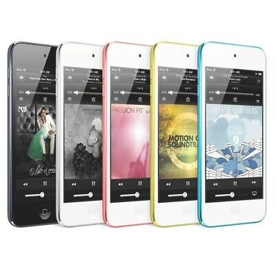 Premium Clear iPod Touch 5 Screen Protector Twin Pack