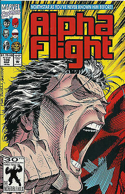 Alpha Flight  #106   NM-  Northstar comes out!