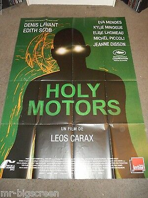 Holy Motors - Original Huge French Poster - Kylie Minogue