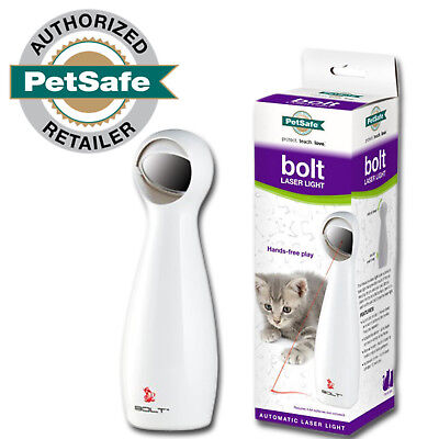 PetSafe BOLT Automatic Laser Light Interactive Cat Toy Frolicat