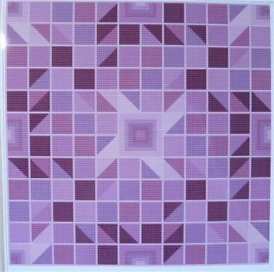 """TAPESTRY CHART - """"GEOMETRIC 2"""" by WILLIAMHOPE DESIGNS......037"""